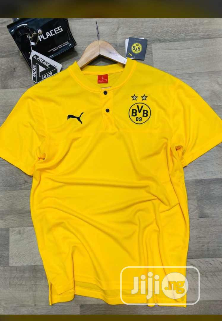 Dortmund Official Polo In Lagos Island Eko Clothing Mekzy Store Jiji Ng For Sale In Lagos Island Eko Buy Clothing From Mekzy Store On Jiji Ng