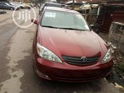 Toyota Camry 2004 Red | Cars for sale in Lagos State, Shomolu