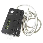 LDNIO 6 USB 3 Power Socket (New Powerful Charging Series)   Accessories for Mobile Phones & Tablets for sale in Lagos State, Gbagada