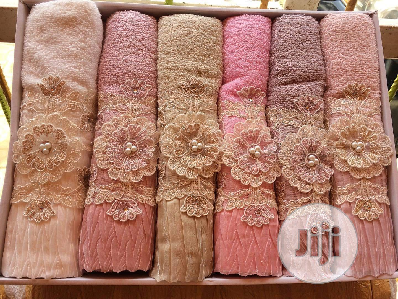 Luxury Baby's Towels