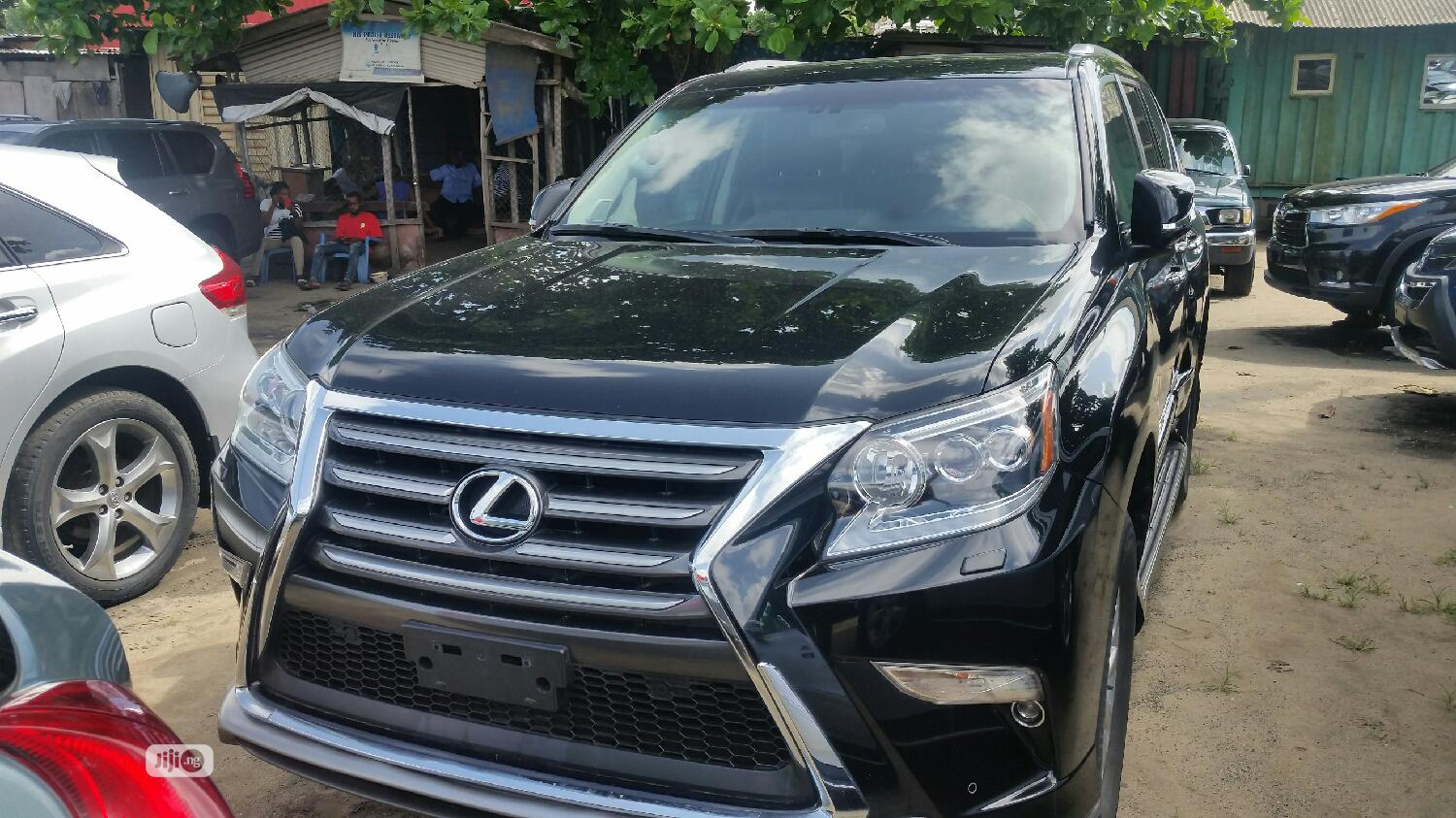 Lexus LX 570 2010 Black | Cars for sale in Apapa, Lagos State, Nigeria