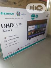 """Hisense 55"""" 4k Smart Netflix Television With Two Years Warranty. 