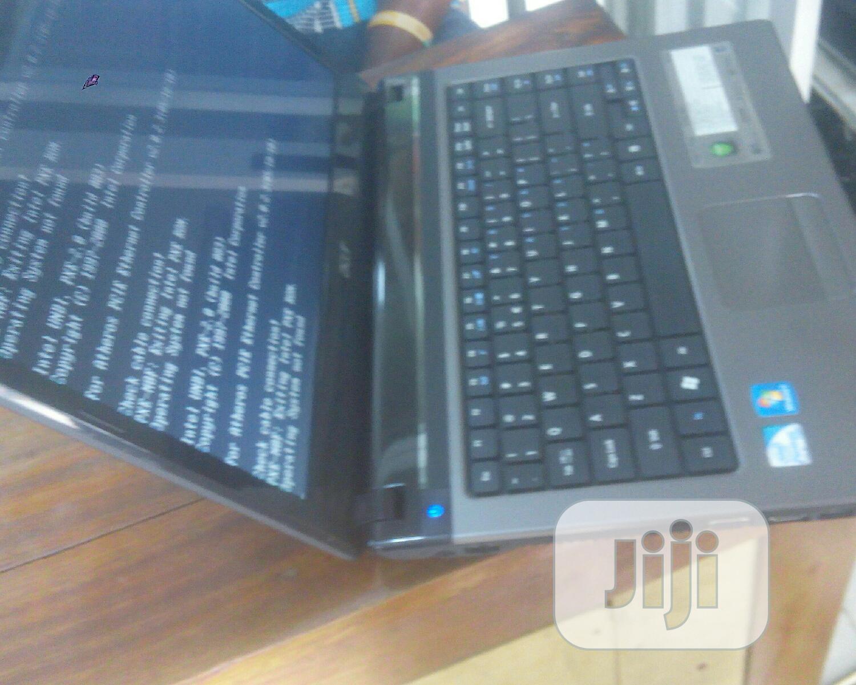 Laptop Acer Aspire 1410 4GB Intel Pentium HDD 320GB   Laptops & Computers for sale in Ikeja, Lagos State, Nigeria