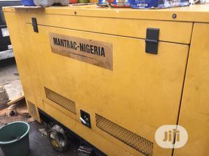 30kva Mantrac Caterpillar Perkins Generator   Electrical Equipment for sale in Lagos State, Ikeja