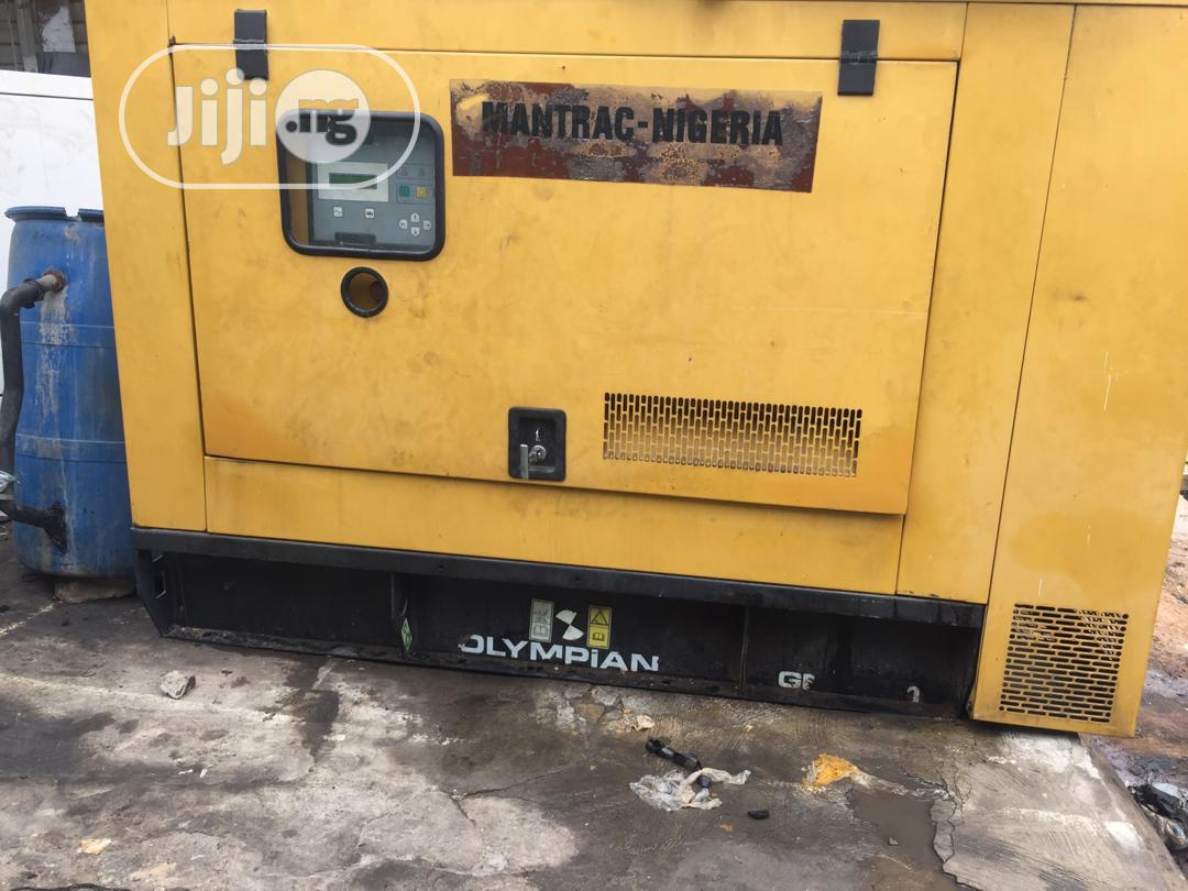 30kva Mantrac Caterpillar Perkins Generator | Electrical Equipment for sale in Ikeja, Lagos State, Nigeria