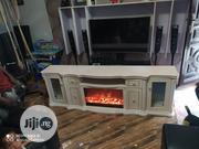 Quality Fire Place Tv Stand | Furniture for sale in Lagos State, Ikeja