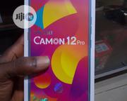 New Tecno Camon 12 Pro 64 GB Black | Mobile Phones for sale in Lagos State, Ikeja