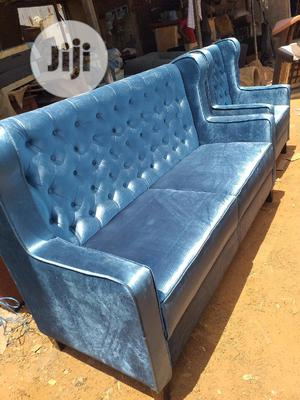 Complete Set of Sofa Chair | Furniture for sale in Abuja (FCT) State, Wuse