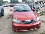 Toyota Corolla 2007 S Red | Cars for sale in Oyo State, Ibadan