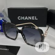 Blackish Chanel Sunglasses | Clothing Accessories for sale in Lagos State, Lagos Island