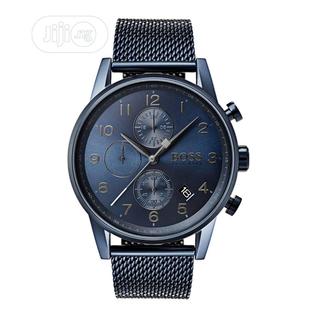 Original Hugo Boss Designer Wrist Watch