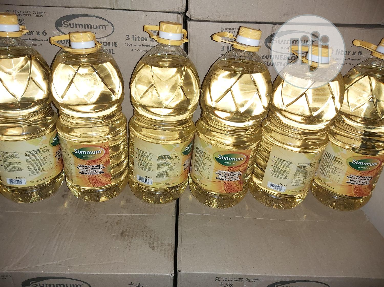 Sunflower Oil 3litres