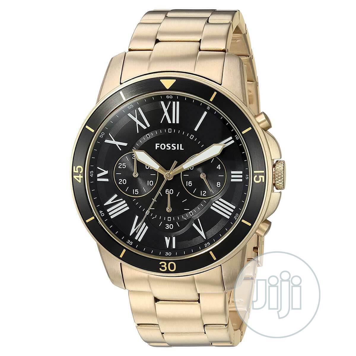 Best Quality Fossil Designer Wrist Watch