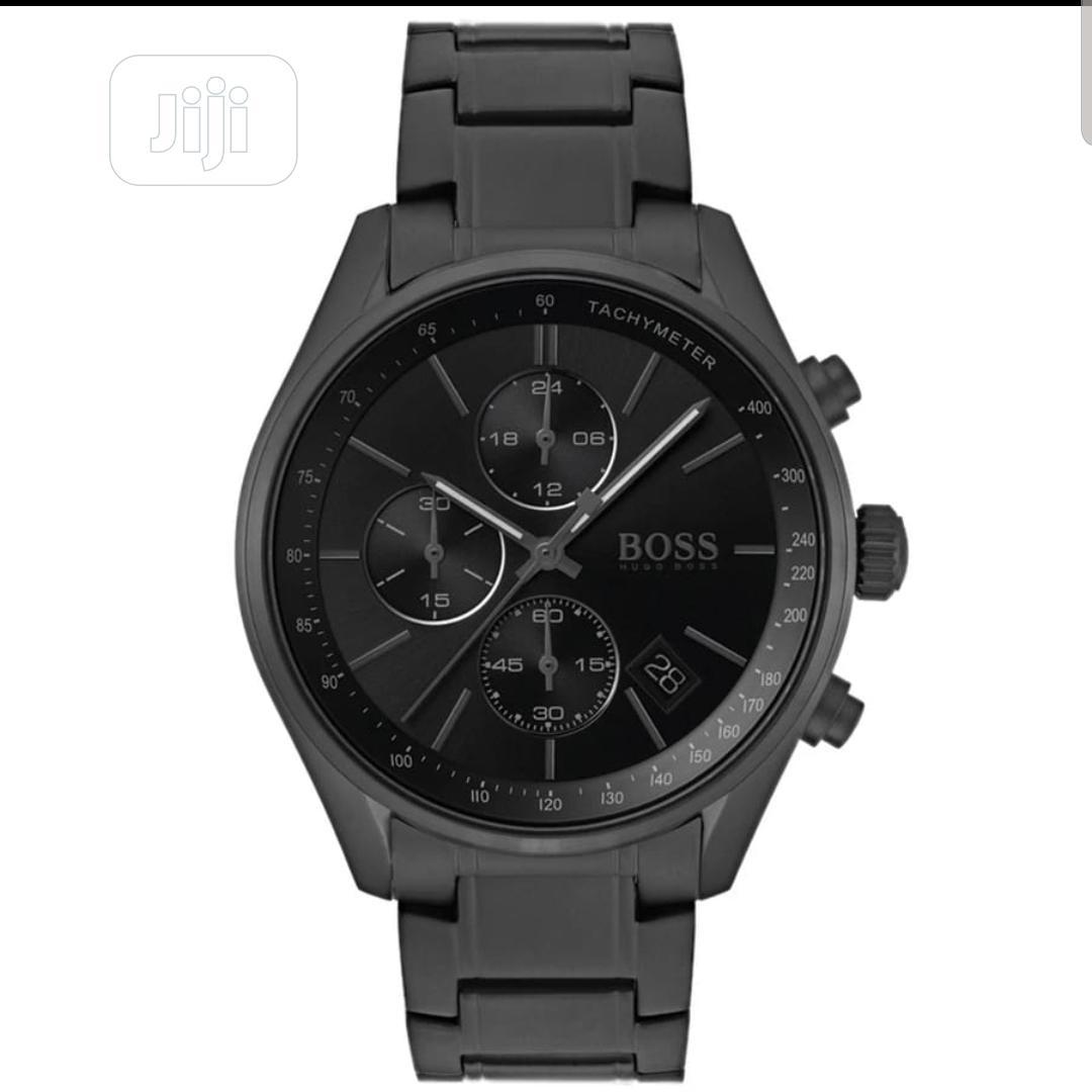 Best Quality Hugo Boss Designer Wrist Watch