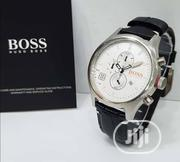 Best Quality Hugo Boss Designer Wrist Watch | Watches for sale in Lagos State, Magodo