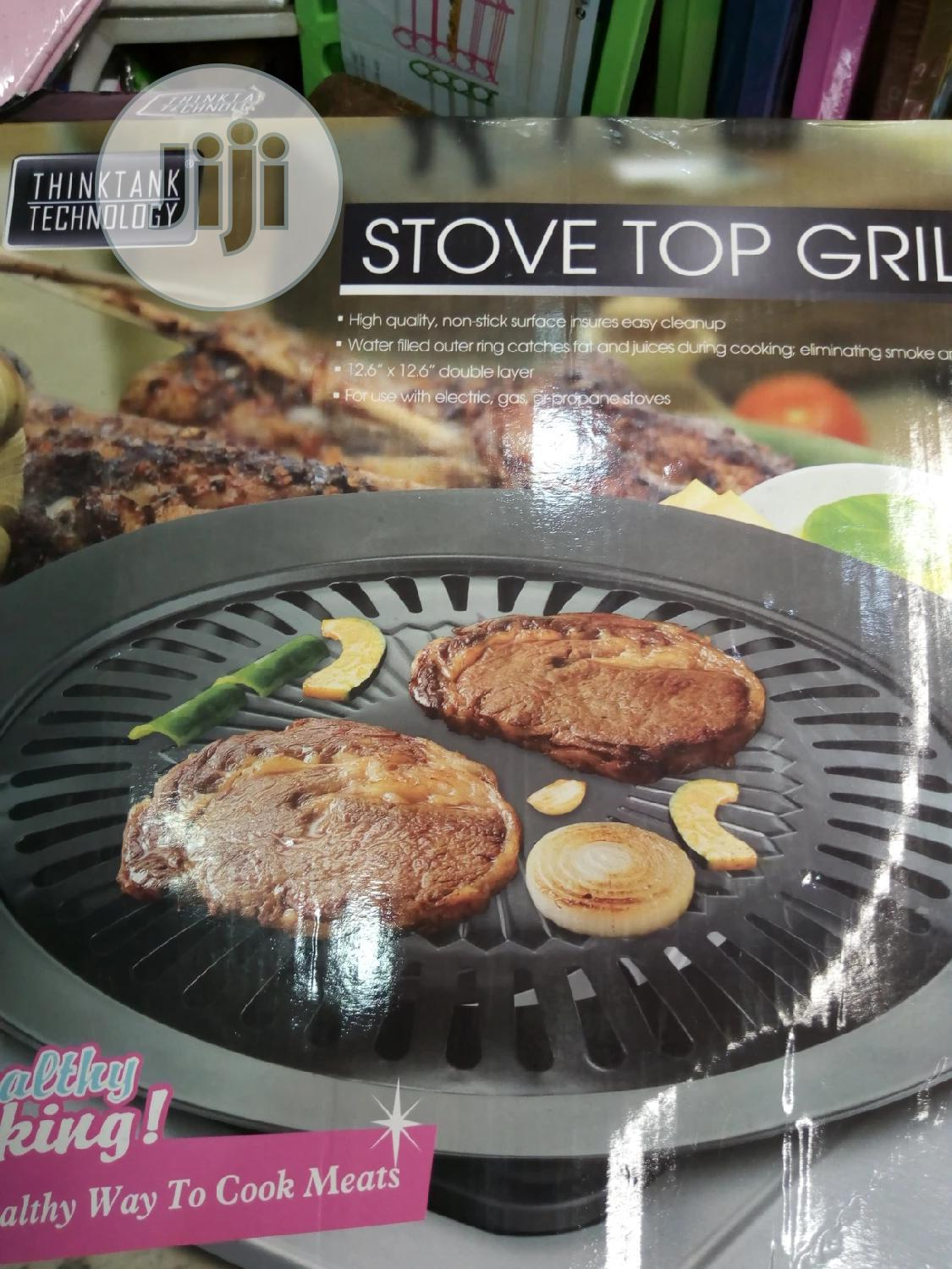 Stove Griller