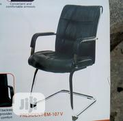 Brand New Imported Executive Leather Office Chair With Metal Leg. | Furniture for sale in Lagos State, Yaba