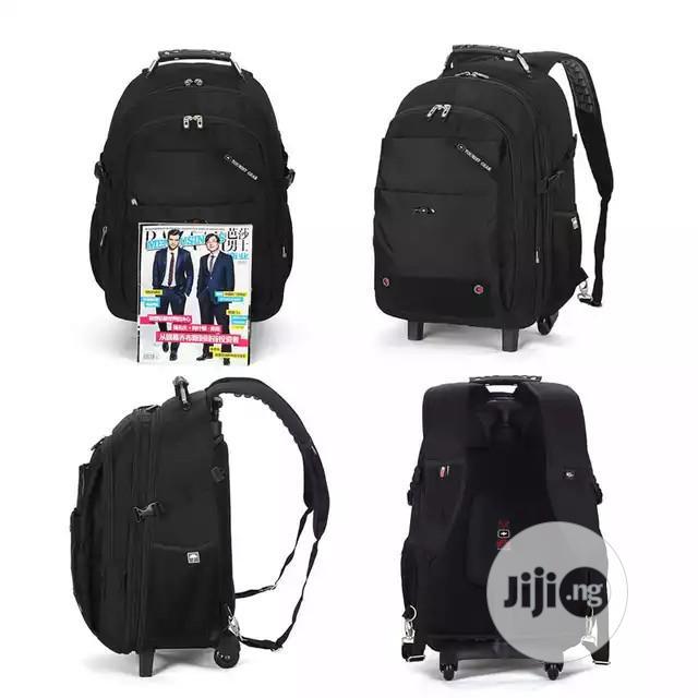Swiss Gear Trolley Backpack