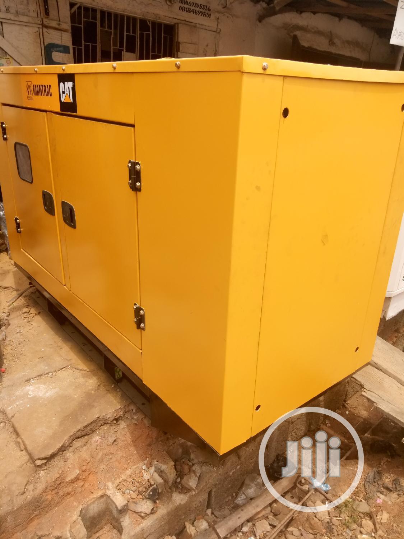 30kva Mantrac Caterpillar Generator Perkins   Electrical Equipment for sale in Ikeja, Lagos State, Nigeria