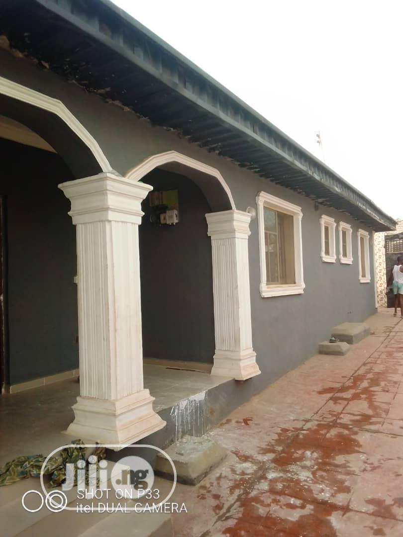 Three Bedroom Flat Apartment Within Ajibode