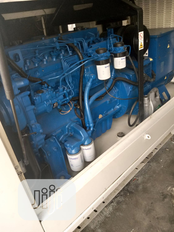 110kva Fg Wilson Perkins Generator Lower Diesel Consortion | Electrical Equipment for sale in Ikeja, Lagos State, Nigeria