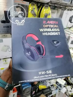 HUHD Wireless Gaming Headset   Headphones for sale in Lagos State, Ikeja