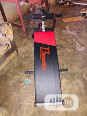 Sit Up Bench With Rope and Dumbbell | Sports Equipment for sale in Lagos State, Lekki Phase 2