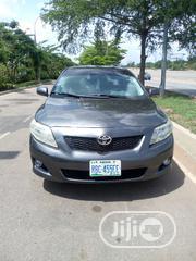Toyota Corolla 2009 Gray | Cars for sale in Abuja (FCT) State, Garki 1