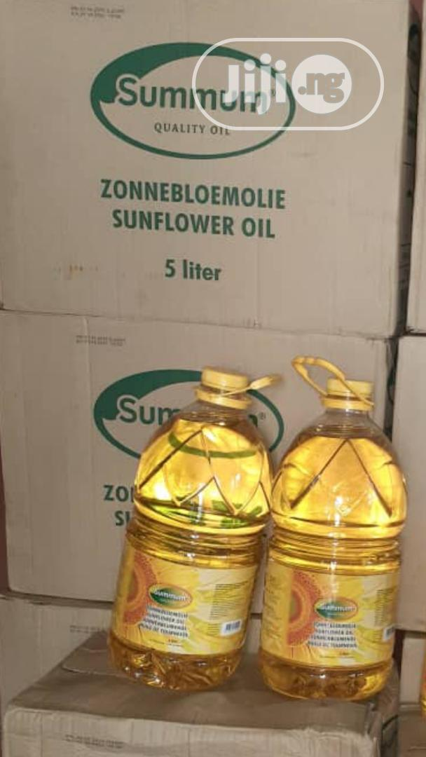 100% Pure Sunflower Oil | Meals & Drinks for sale in Surulere, Lagos State, Nigeria