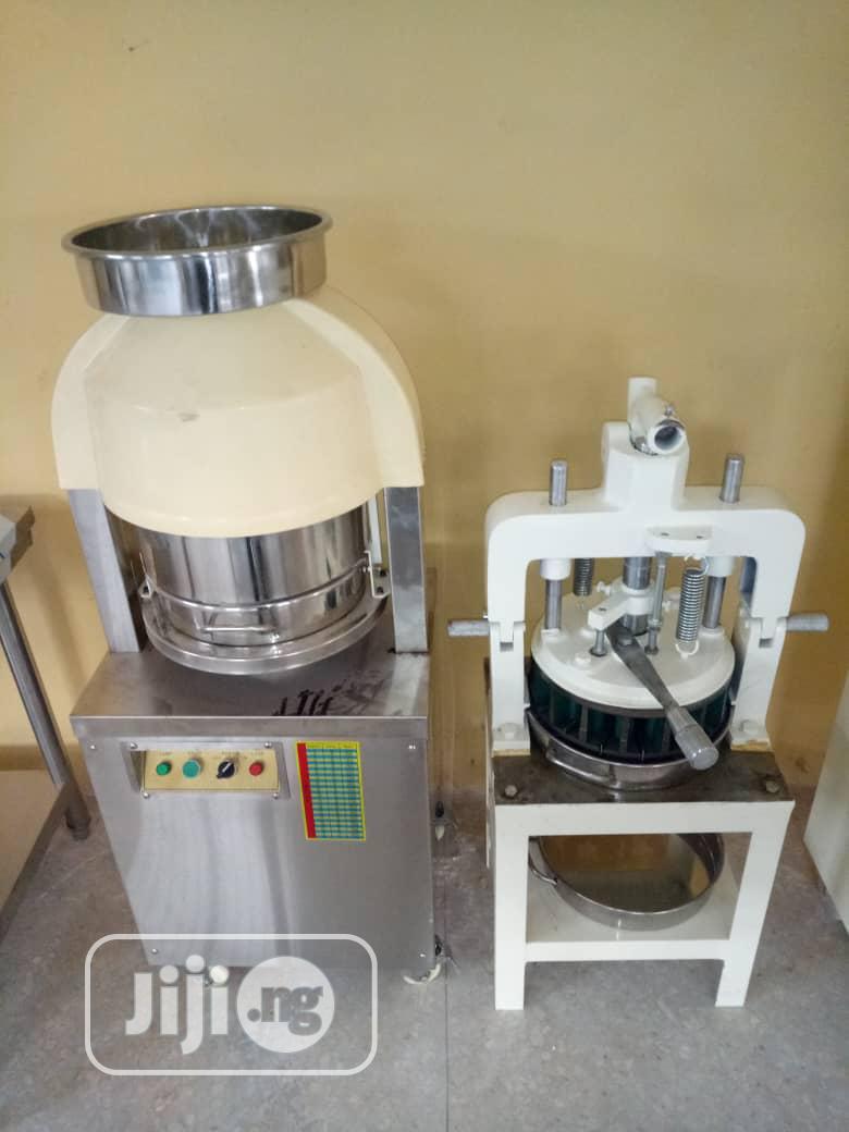 Industrial Dough Devider