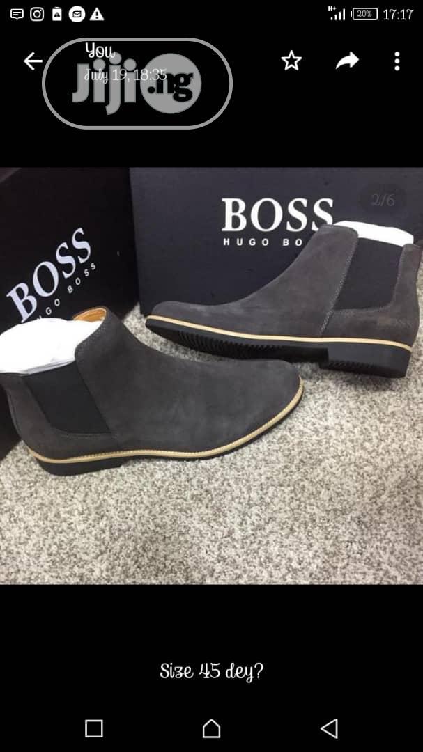 Archive: Hugo Boss Quality Men Boots