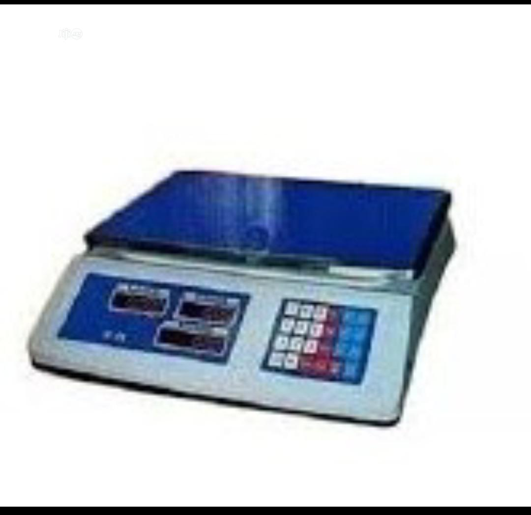 Electronic Digital Scale | Store Equipment for sale in Port-Harcourt, Rivers State, Nigeria