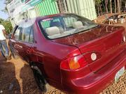 Toyota Corolla 2000 Red | Cars for sale in Abuja (FCT) State, Katampe