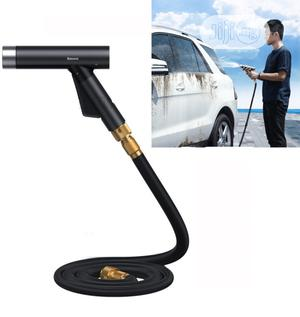 Baseus Simple Car Wash Spray Nozzle Magic Telescopic Water   Vehicle Parts & Accessories for sale in Lagos State, Ikeja