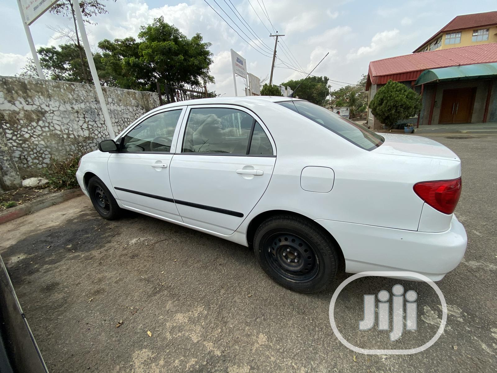 Toyota Corolla 2007 LE White | Cars for sale in Wuse, Abuja (FCT) State, Nigeria
