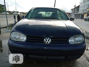 Volkswagen Golf 2005 Blue | Cars for sale in Lagos State, Ajah