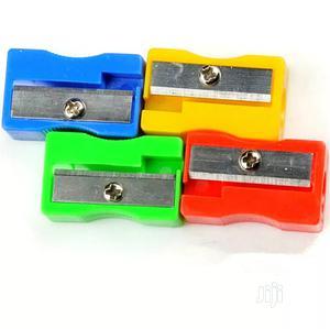 Plain Pencil Sharpener Hand Crank Mechanical Accessory Sharpener 72pcs | Stationery for sale in Lagos State, Lagos Island (Eko)