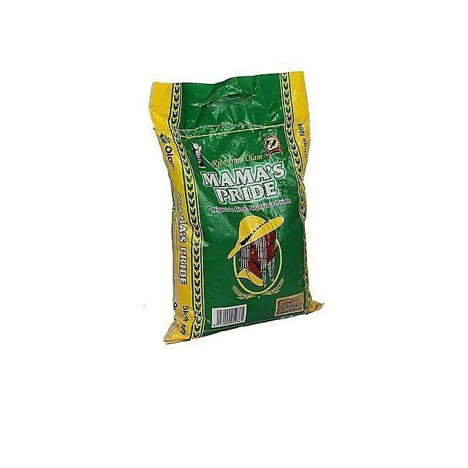Mama's Pride Premium Nigeria Parboiled Rice 5kg