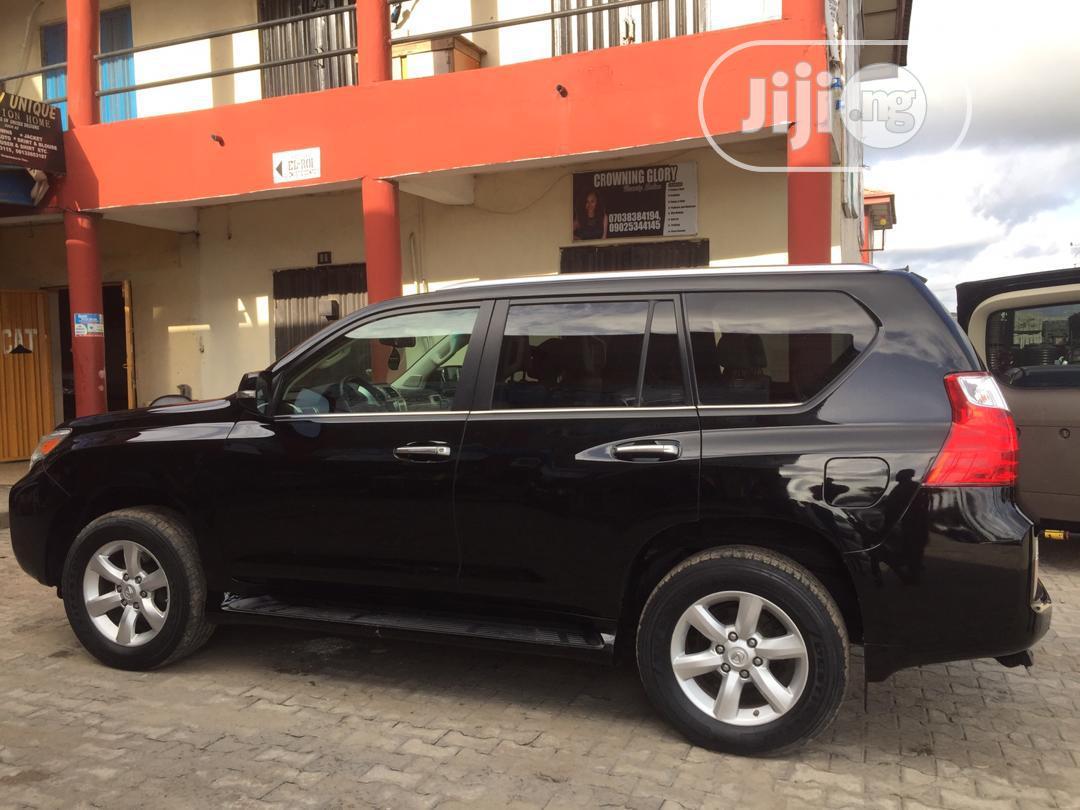 Lexus GX 2011 460 Black | Cars for sale in Ajah, Lagos State, Nigeria