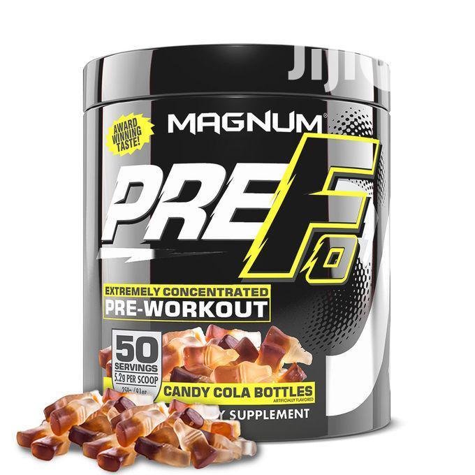 Magnum Magnum PRE-WORKOUT 50 Serving