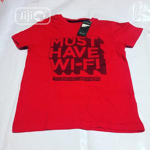Boys Quality Round Neck Tops | Children's Clothing for sale in Lagos State, Yaba