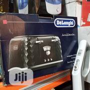 Delonghi 4 Slice Pop Up Toaster | Kitchen Appliances for sale in Lagos State, Alimosho