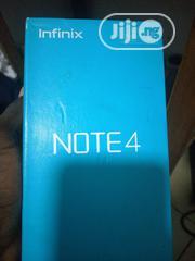 Infinix Note 4 16 GB Black | Mobile Phones for sale in Lagos State, Gbagada