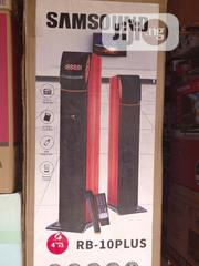 Samsound Hometheater With Bluetooth SD Card Fm Radio With OX   Audio & Music Equipment for sale in Osun State, Osogbo
