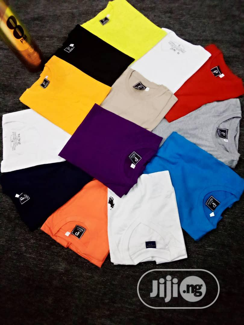 Archive: Quality Round Neck Polo Available for Sale