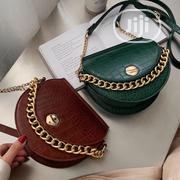 Leather Chain Bag | Bags for sale in Lagos State, Alimosho