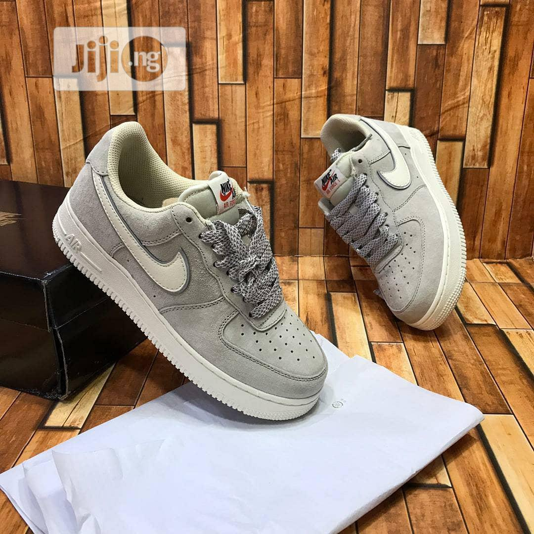 Best Quality Nike Air Force Designer Sneakers | Shoes for sale in Magodo, Lagos State, Nigeria