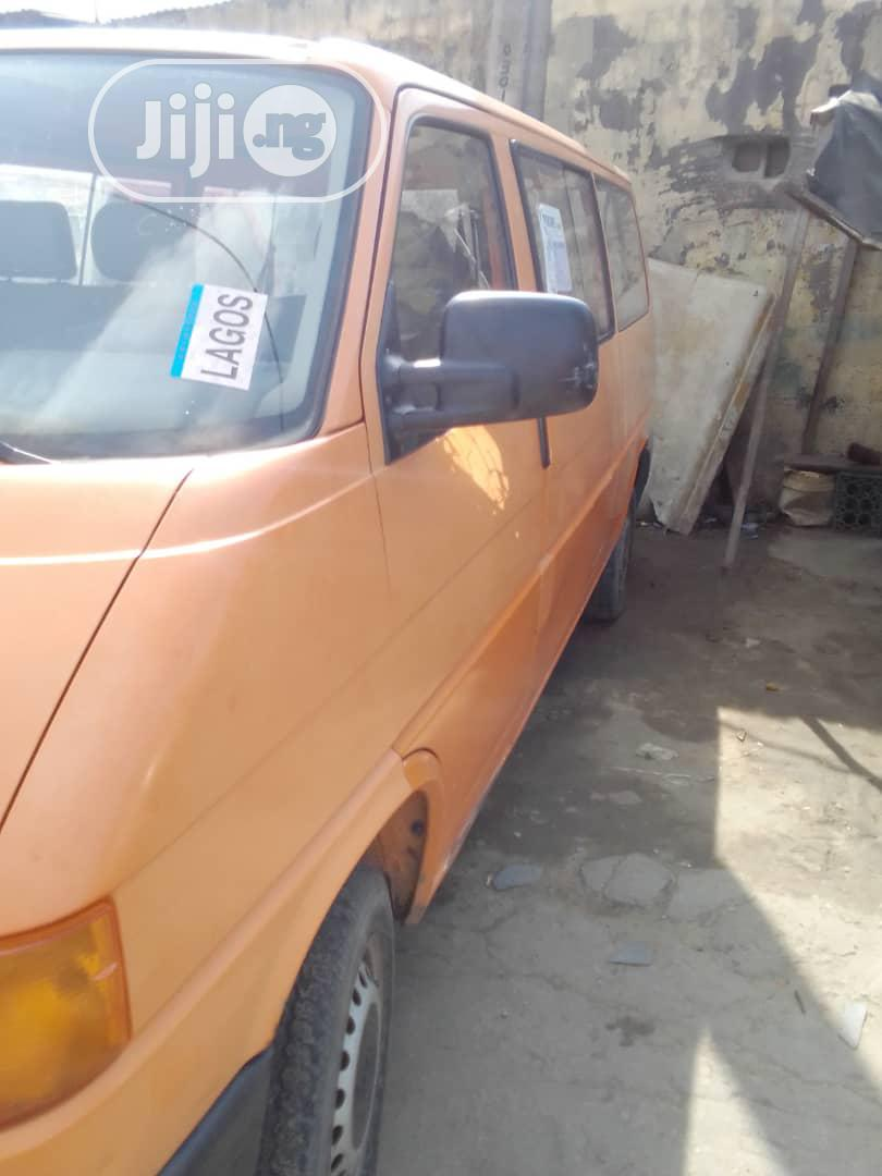 Tokunbo Volkswagen T4 Long Chassis Diesel | Buses & Microbuses for sale in Surulere, Lagos State, Nigeria