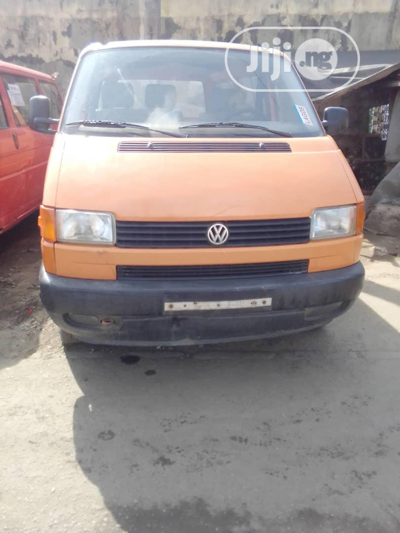 Tokunbo Volkswagen T4 Long Chassis Diesel