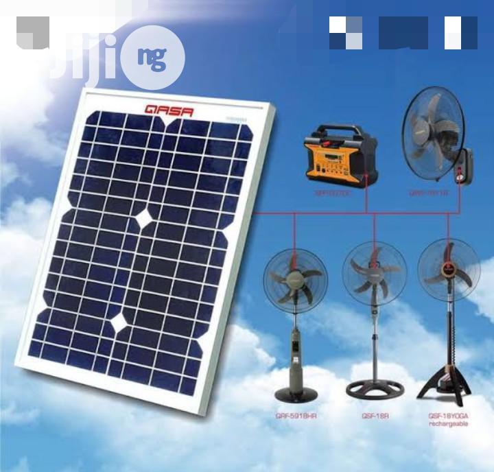 20W Solar Panel For Fan